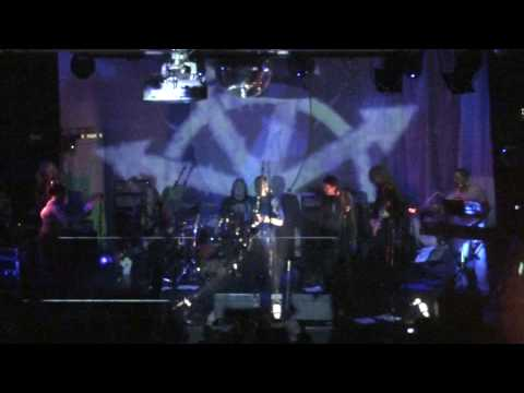 "Hawklords live at 229 Venue London W1 ""Shouldnt do that"" 29/11/09 HD"
