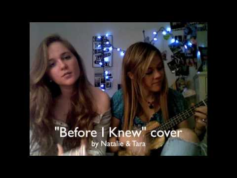 """Before I Knew""-Basia Bulat (cover) Natalie Duffy"