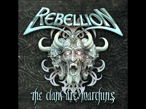 Grave Digger - Rebellion - Cover
