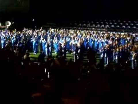 Southern University Marching Band Cupid Shuffle