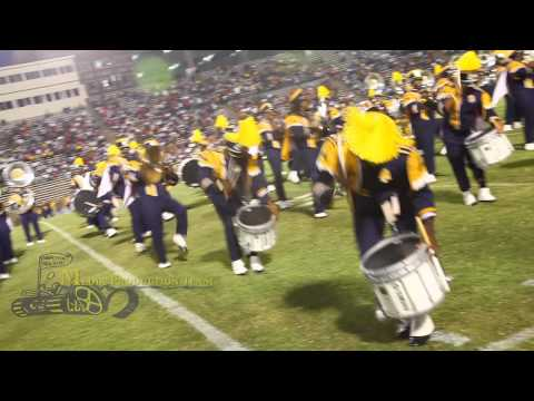 """The Official"" NC A&T - Bed Intruder Song 8.28.2010 (Sprite BOTB - Part 2)"