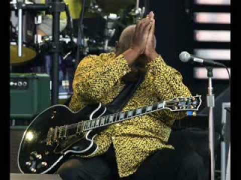 BB King - Thrill Is Gone (Crossroads 2007)