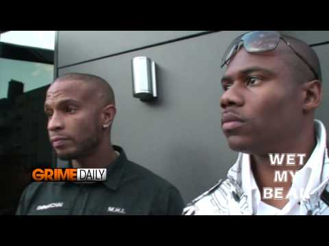 MARCUS NASTY & MAXWELL D - INTERVIEW