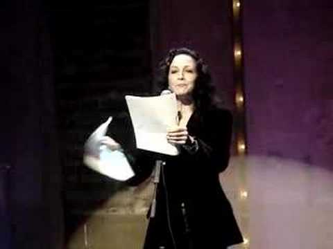 Bebe Neuwirth- All That Jazz Madlibs