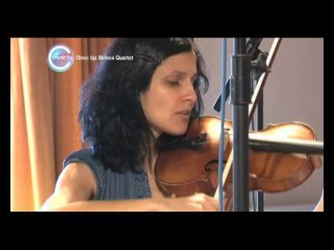The Belcea Quartet talks on C Music TV about their album Schubert Violin Quintet