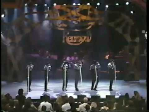 New Edition Reunion 1990