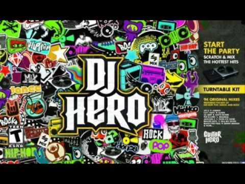 DJ Hero - Bell Biv Devoe Poison vs Cameo Word Up!