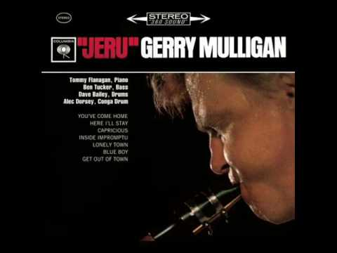 Gerry Mulligan Quintet - Get Out of Town