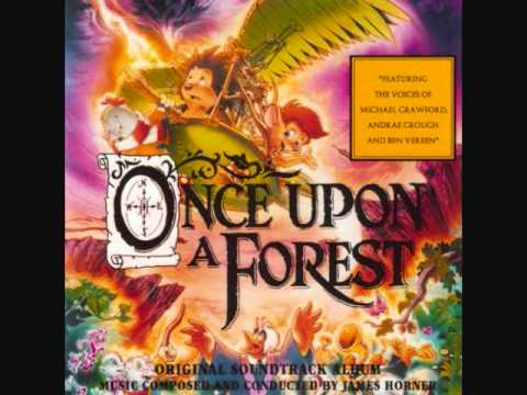 Once Upon a Forest #8 - He`s Back