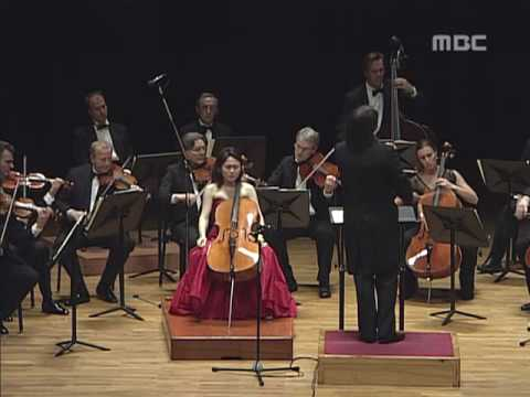 Han Na Chang - Haydn Cello Concerto No.1 in C Major(2/3)