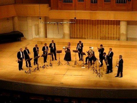 Berlin Philharmonic Brass in Beijing 2007 / Blechbläser der Berliner Philharmoniker 2007 in Peking