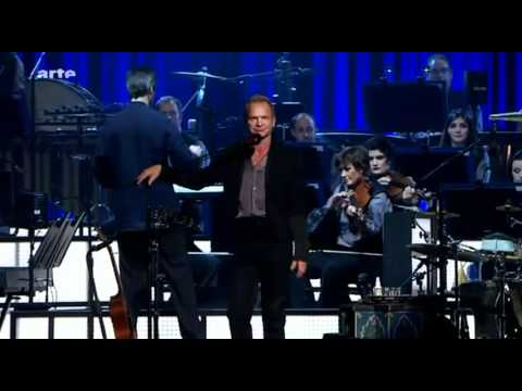 "Sting - ""Englishman in New York"" LIVE Berlin feat. The Royal Philharmonic Orchestra"