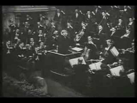 "Knappertsbusch conducts Beethoven`s ""Eroica"" finale (1944)"