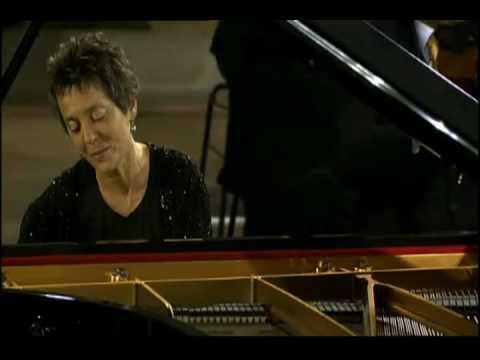 Maria Joao Pires, Pierre Boulez, BPO - Mozart piano concerto No. 20
