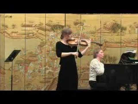Paganini La Campanella - Carrie Dennis