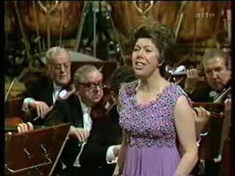 Berlioz, Nuits d`�t�. Janet Baker.n�2. Le spectre de la rose