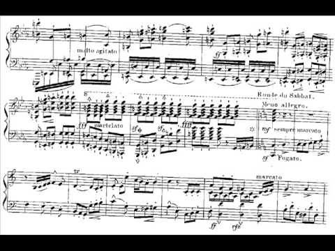 Berlioz-Liszt - Symphonie Fantastique (The Witches` Sabbath)
