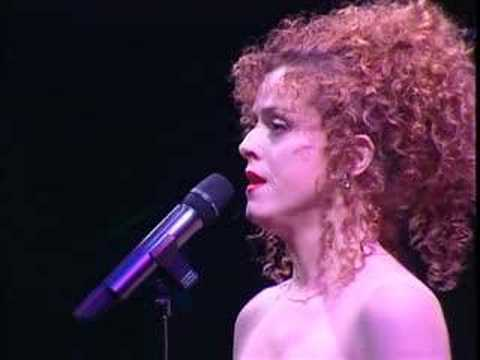 Johanna by Bernadette Peters