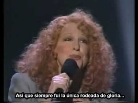 Bette Midler - The Wind Beneath My Wings (Subtítulos En Español)