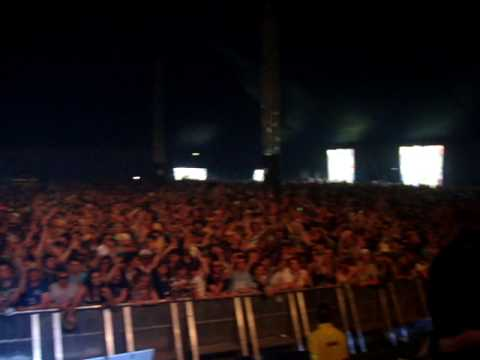 Crookers playing `One Step Beyond` by Madness @ Rockness 2009
