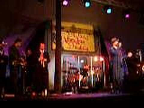 Big Bad Voodoo Daddy - Who`s That Creepin`? - clip 1