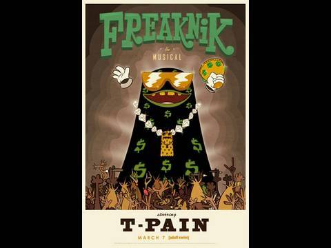 Freaknik: The Musical starring T-Pain, Lil Wayne, Young Cash, Big Boi, Sophia Fresh, Snoop Dogg