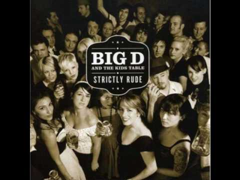 Big D And The Kids Table - Breaking The Bottle