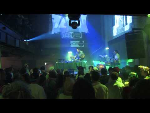 Big Gigantic Live at Aces Lounge