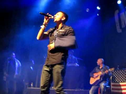 """Down"" (Live) - Jay Sean - San Francisco, Regency Ballroom - April 4, 2010"