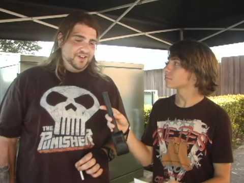 Big Jay Interview-Mayhem Fest 2010