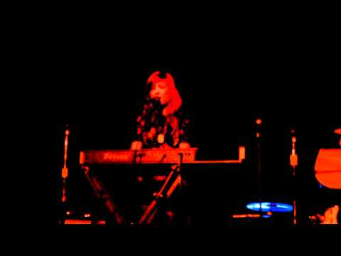 Kota Wade - Sweet Lullaby, Original, Live! @ Big Bear Horror Fest 2010!