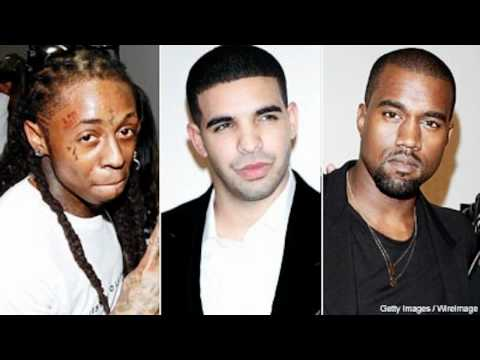 "Kanye West- ""All Of The Lights"" (Remix) feat. Lil Wayne, Drake & Big Sean"