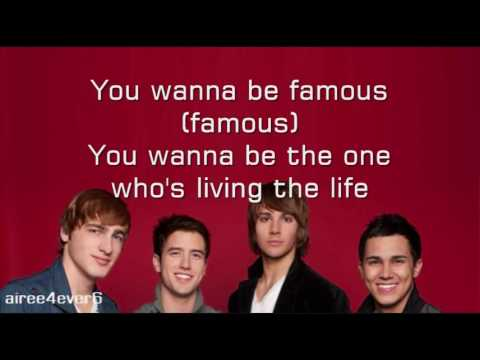 Big Time Rush Lyric Quizzes - Quotev