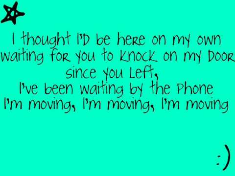 Till I Forget About You - Big Time Rush [ Lyrics ]