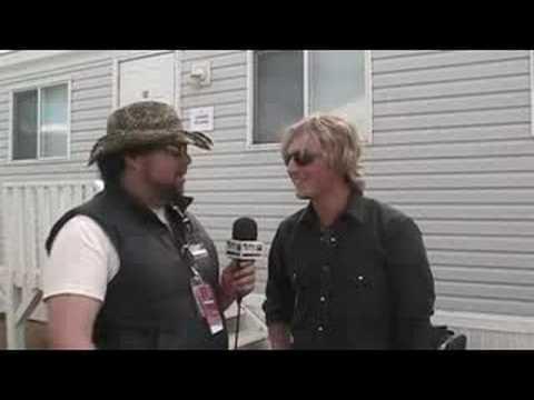 Mike`s Backstage at Big Valley 2008 P.5 - Higgins Blaine Gracin
