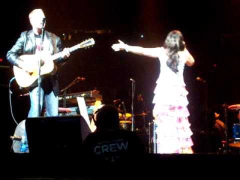Big Valley Jamboree Tim McGraw Concert - Samantha King/Duane Steele