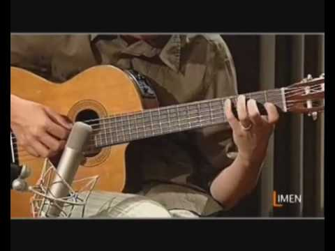 Jazz music video - Acoustic jazz guitar - Lorenzo Frizzera Trio - Il Re Dei Gatti (instrumental)