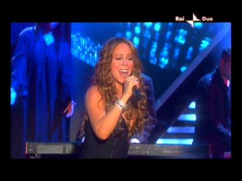 Mariah Carey - Hey Hey Hey Heyyyyyyyy [I Want To Know What Love Is] X Factor Italy