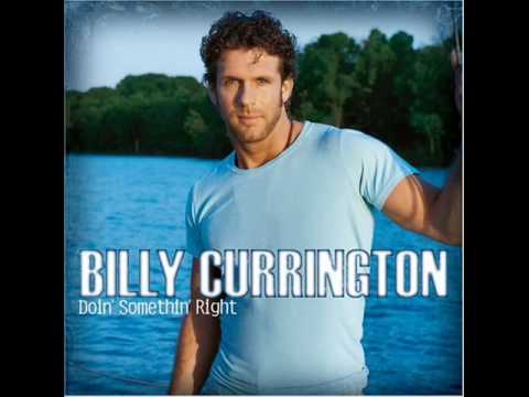 Billy Currington ~ Walk A Little Straighter.. With Lyrics!
