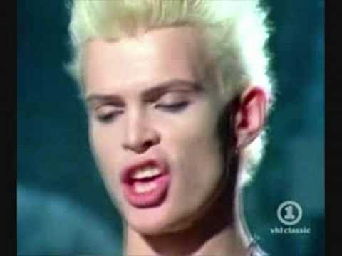 Billy Idol-John Wayne
