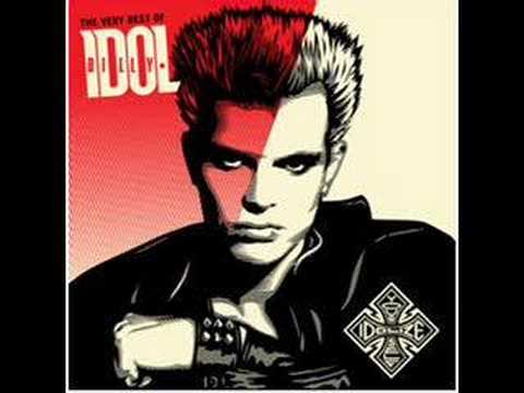 Billy Idol -John Wayne (www.hitsonline.net)