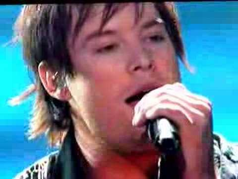 David Cook- Billy Jean- American Idol Top Ten