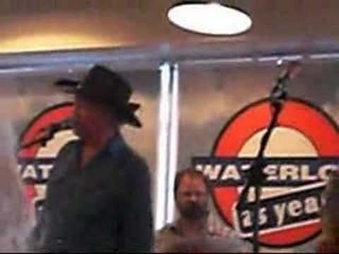 Billy Joe Shaver-When the Fallen Angels Fly