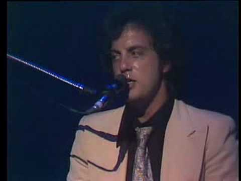 "Billy Joel ""Just the way you are"" Live 1977"