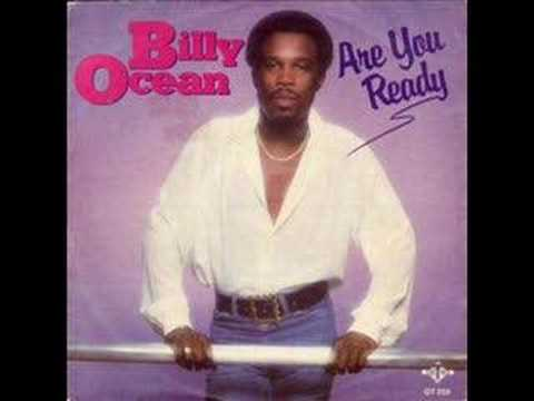 Billy Ocean - Are You Ready 12""