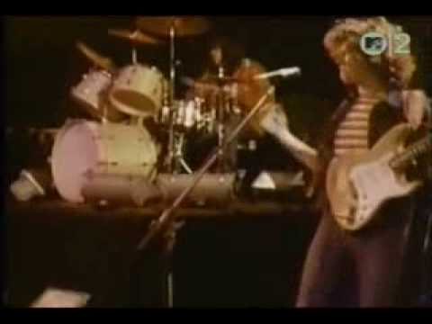 Billy Squier the Stroke (Music Video)