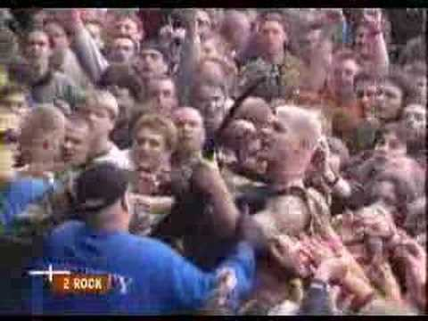 Biohazard - Wrong Side of the Tracks (Live Rock Am Ring 99)