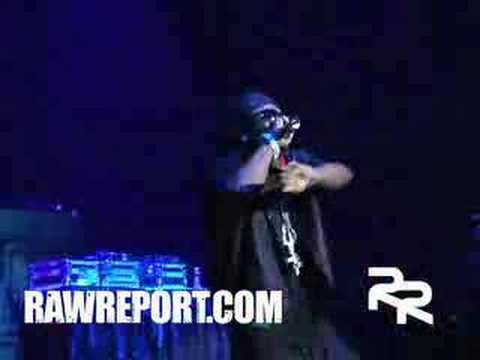 Shawty Lo - Ludacris - The Raw Report -Birthday Bash - 107.9