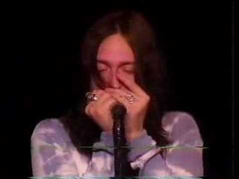 Jimmy Page & The Black Crowes - nobody´s fault but mine