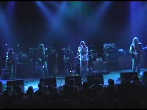 The Black Crowes - She Talks To Angels - November 7th, 2006